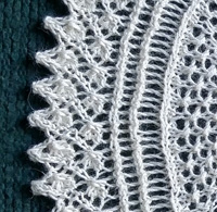Loving Your Lace Edgings