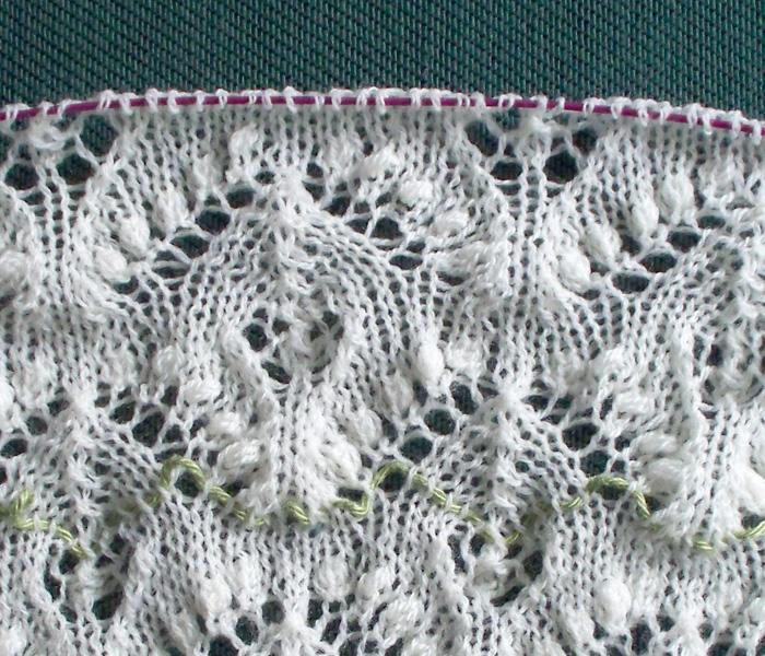 Nupp paranoia   JCBriar Knitting