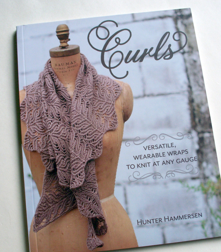 Curls book cover