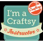 I'm a Craftsy instructor!